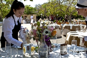 Wedding catering in San Luis Obispo